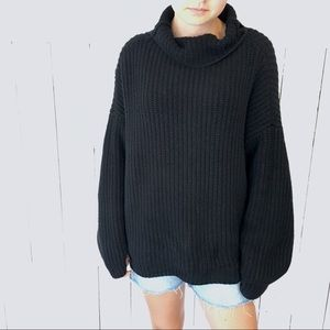 Free People Sweaters - 🆕Listing! FreePeople Oversize Cozy Sweater